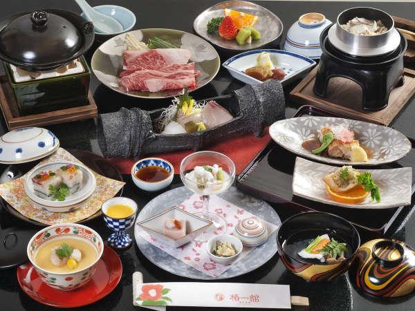 【愛樂膳】『平成28年度 えひめの「食」料理コンクール』和食部門最優秀賞作品