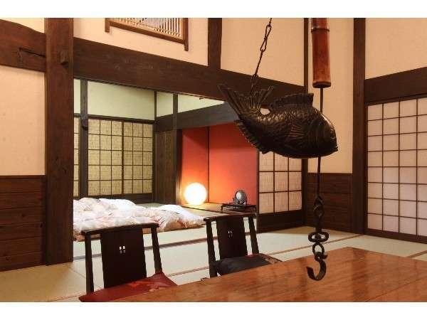 特別室 客室一例 写真提供:じゃらんnet