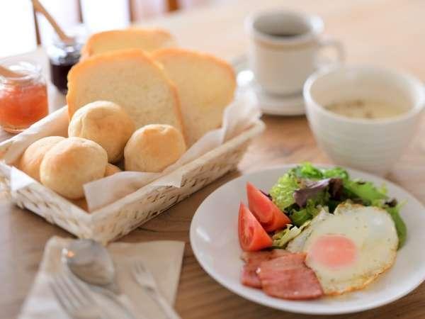 【お食事】《ご朝食》