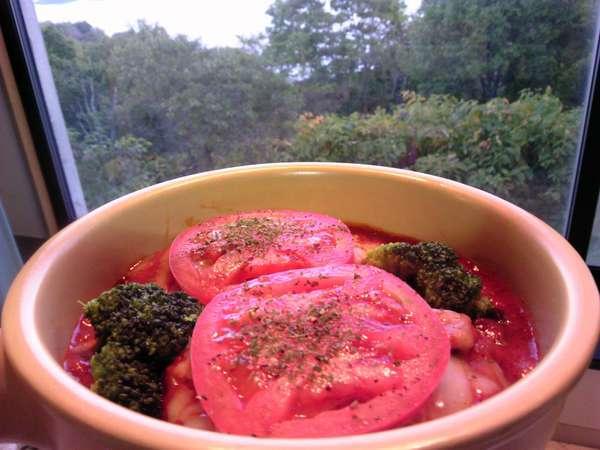 【2食付】 トマトマハンバーグ ☆ のんびりプラン  ☆ 洞爺湖 レイク ビュー スタンダード ダブル ルーム