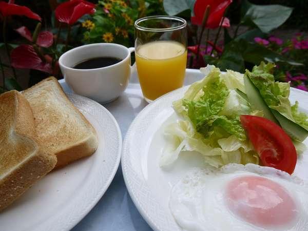 【喫煙】じゃらんDEサンキュー冬のバーゲン トースト・ご飯・お味噌汁【現金支払】