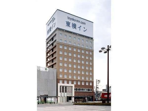 東横イン東広島西条駅前の外観