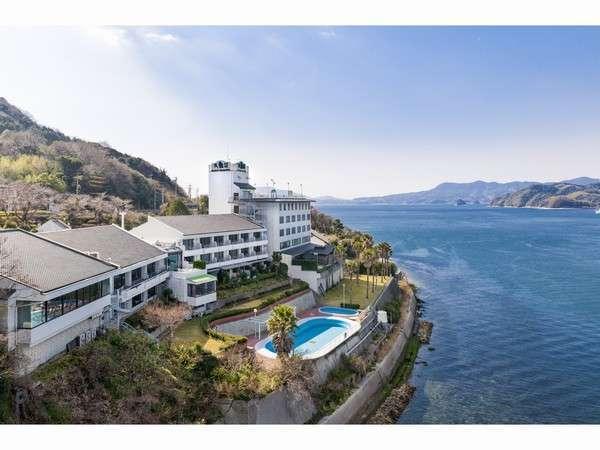 周防大島温泉ホテル大観荘