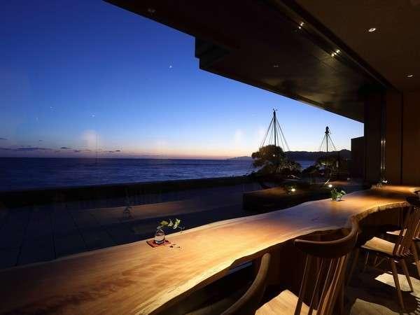 ラウンジよりの景観夜イメージ