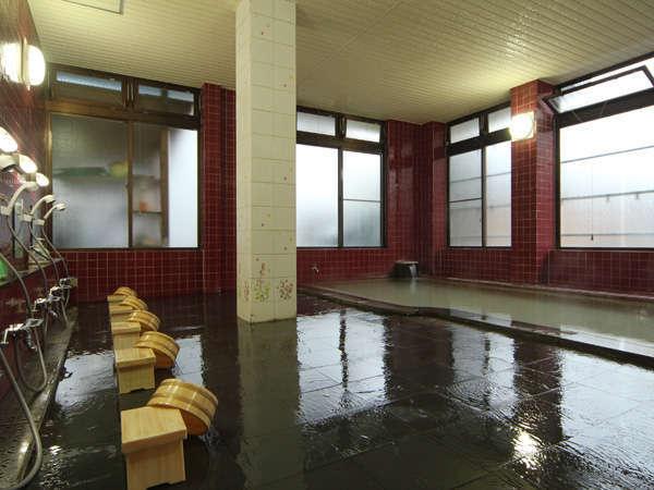 【温泉】保湿効果の高い温泉で、湯上がり後はしっとりとした肌に♪
