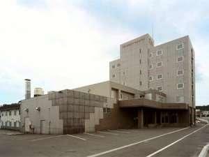 網走ロイヤルホテルの外観