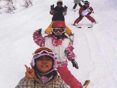 【リフト1日券付き】スキー・スノボ&温泉満喫プラン