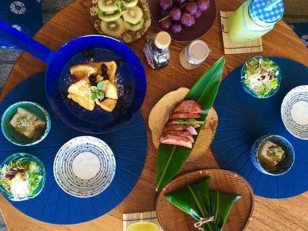 【冬季限定】絶景ヴィラで朝食を・・・瀬底山水半棟貸しプラン(朝食付き)