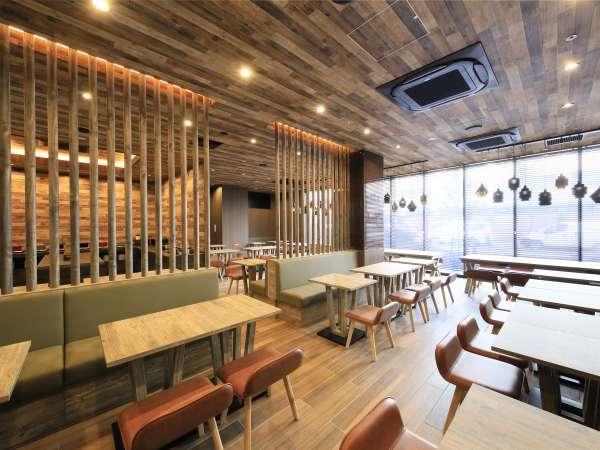 レストラン / Restaurant