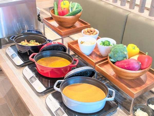 80種類の朝食ブッフェ2021年3月16日から再開!