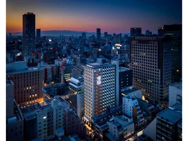 ダイワロイネットホテル大阪心斎橋[2019年2月27日open]の写真その2
