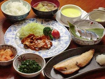 ある日の夕食(2)