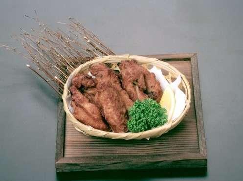 【別注料理】鳥唐揚げ(骨付き)◆一人前 870円(税込)