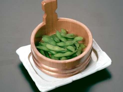 【別注料理】枝豆◆670円(税込)