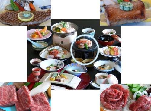 夕食1品チョイスプラン 5品からお選びください