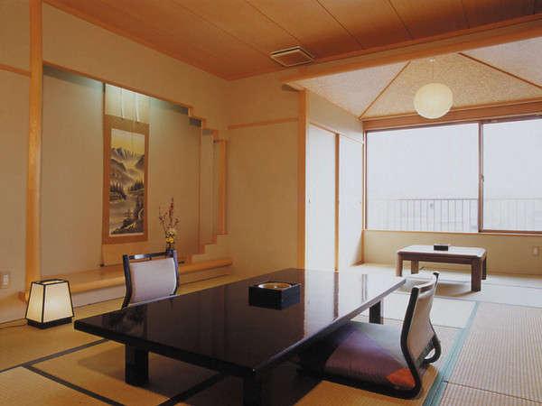 客室一例【富士山側】