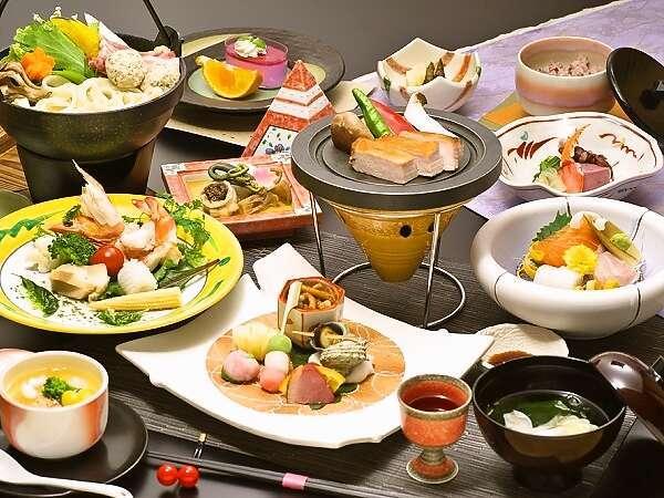 名物ほうとうをはじめ、山梨ならでは「おおや」ならではのお料理をご堪能ください☆