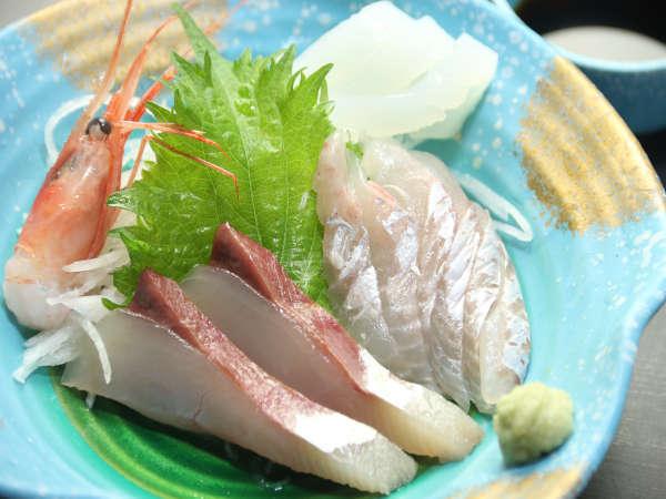 地魚づくしプラン・刺身