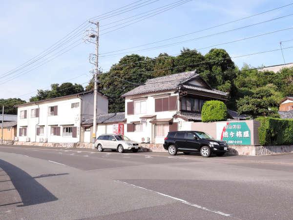 活魚料理 民宿松ヶ枝屋の外観