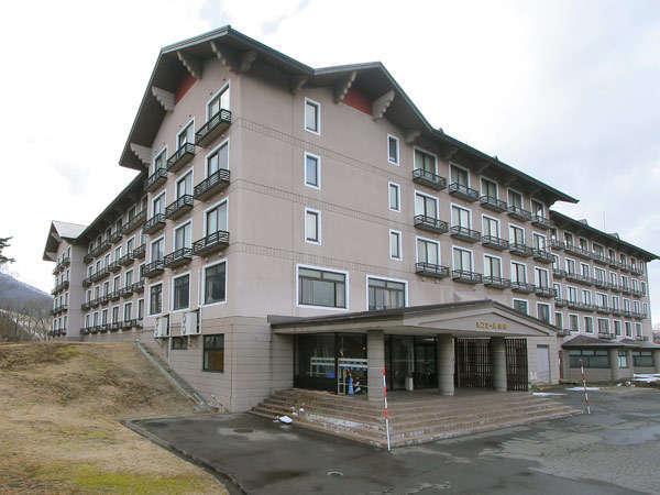 ホテル・モンエール斑尾
