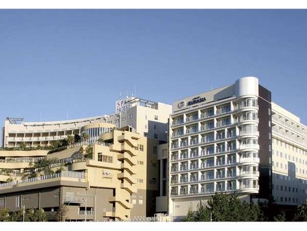 SPA&HOTEL舞浜ユーラシアの外観