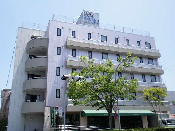 掛川ビジネスホテル駅南インの外観