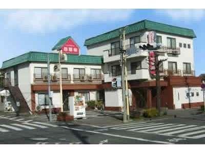 ビジネスホテル 壱番館の外観