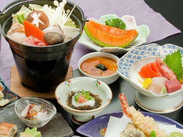 ☆和食膳☆料理長が腕をふるった心のこもった和食の膳※イメージ