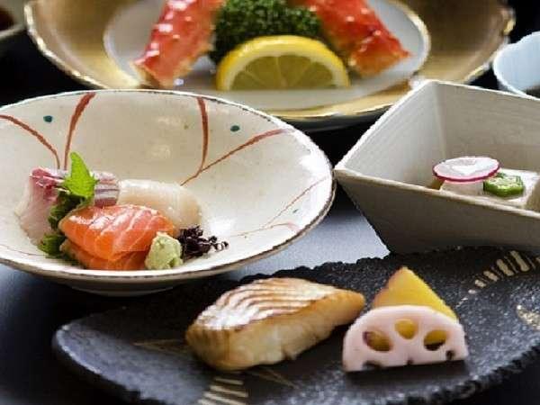 ◆季節の素材をふんだんに使った和食懐石膳を是非お楽しみください。※写真はイメージです
