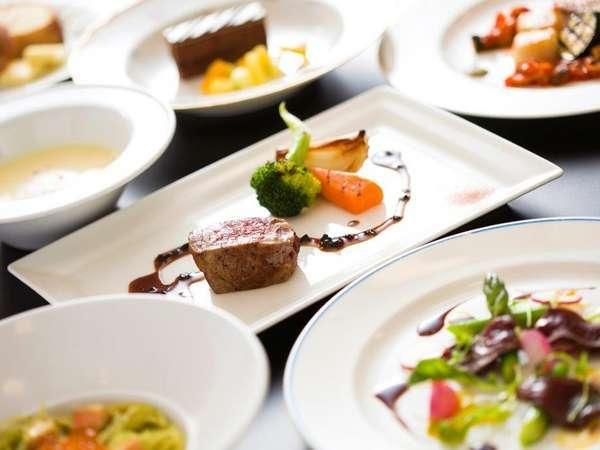 ◆ご夕食 <洋食コース>