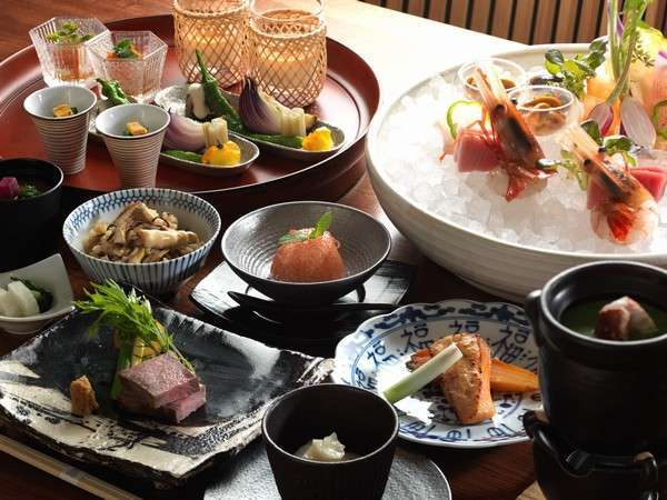 【正規料金】1泊2食付 夕食:和食膳プラン