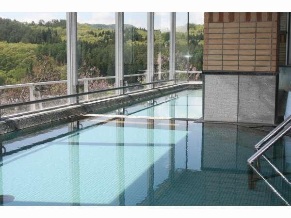 3階展望風呂(昼の景観)