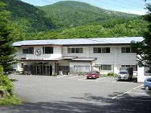 甲子高原フジヤホテルの外観