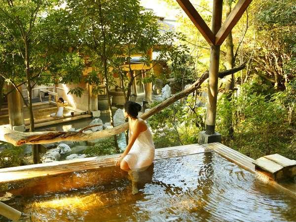 八幡野温泉郷 杜の湯 きらの里の外観