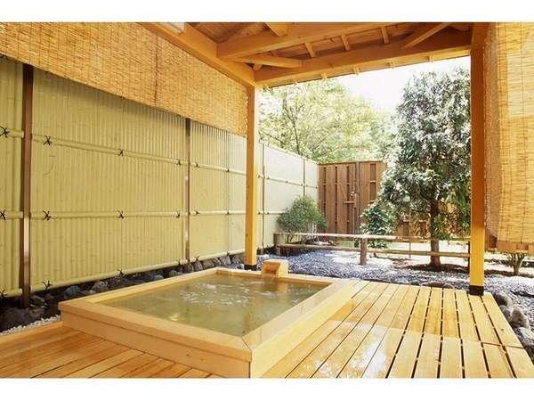 檜風呂『月見の湯』