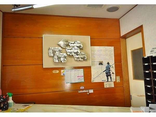 【ホテルフロント】