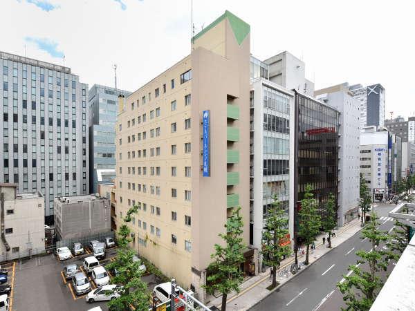 ≪ホテルパールシティ札幌≫近隣には時計台、テレビ塔、赤れんがテラスなどの観光・商業スポット!