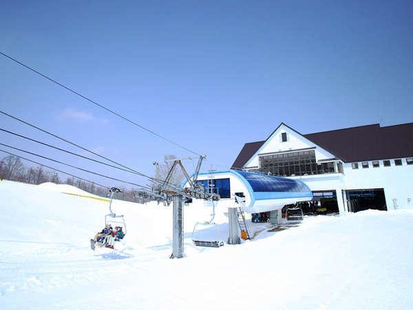 グランディ羽鳥湖スキーリゾート 関連画像 1枚目 じゃらんnet提供