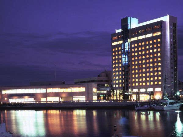 徳島グランヴィリオホテル―ルートインホテルズ―