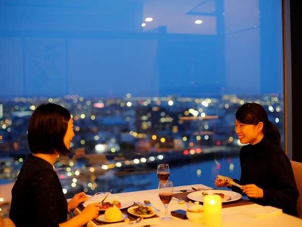 ◇14階和洋ダイニング「阿波」◇大切な人とのお食事に・・・