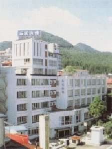 石坂旅館の外観