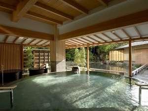 ホテルニュー水戸屋本館大浴場「薬師の湯」もご利用できます