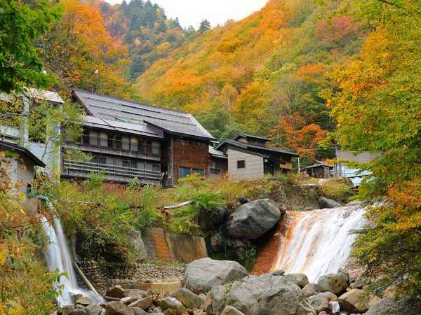 日本秘湯を守る会【公式WEB専用】滑川温泉 福島屋