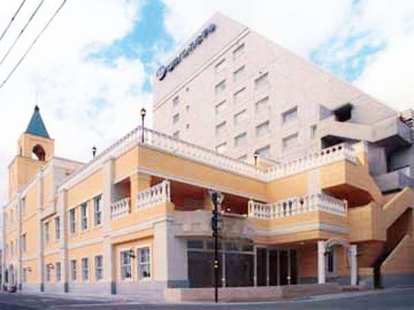 福井パレスホテルの外観