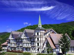 会津高原ホテルの外観
