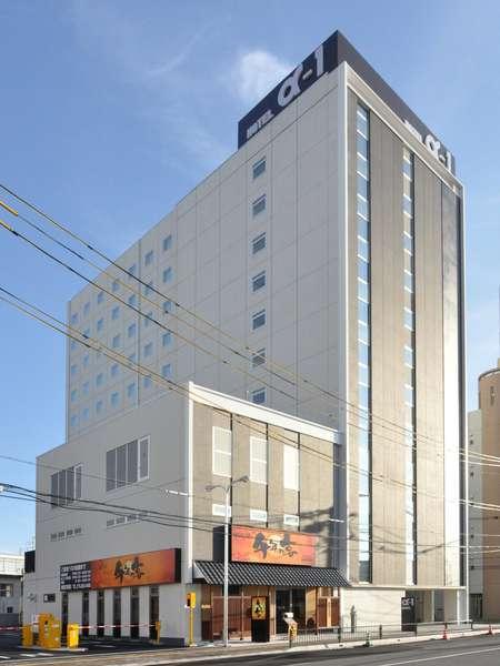 ホテル・アルファ-ワン姫路南口