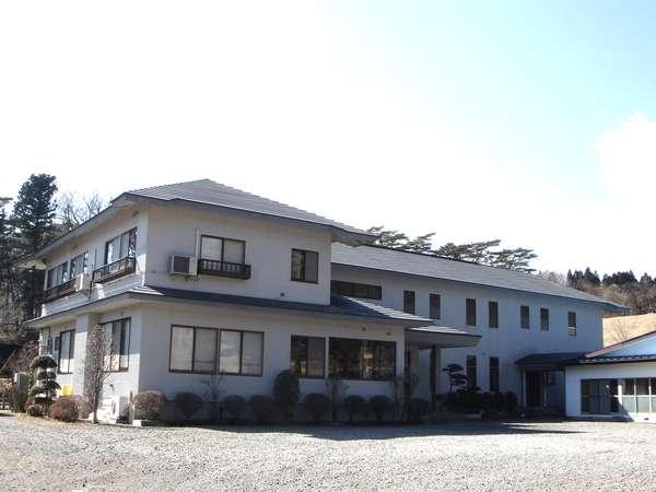 ふぉれすといん小倉山の外観