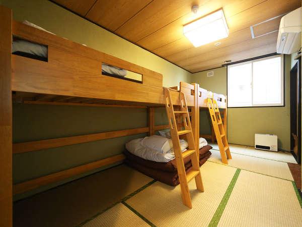・4名和室(バスルーム付)