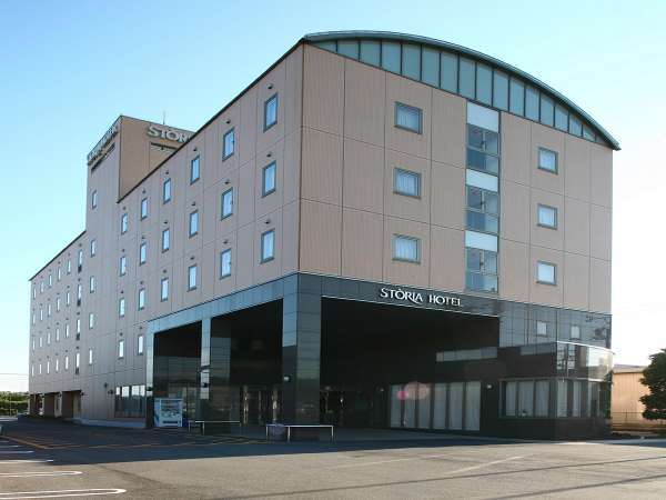 亀山ストーリアホテル