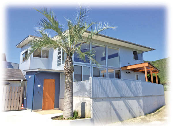 Vacation House & Studio ル・ファーレ白浜の外観